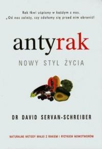 Antyrak. Nowy styl życia - okładka książki