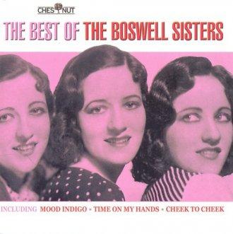 Best of Boswell Sisters - okładka płyty