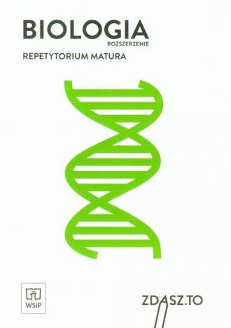 Biologia. Repetytorium matura. - okładka podręcznika