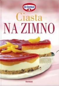 Ciasta na zimno - okładka książki
