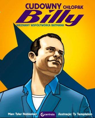 Cudowny chłopak Billy. Nieznany - okładka książki