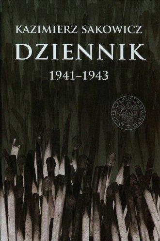 Dziennik 1941-1943 - okładka książki