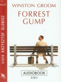 Forrest Gump. Książka audio CD MP3 - pudełko audiobooku