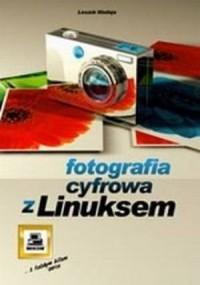 Fotografia cyfrowa z Linuksem - okładka książki