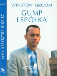Gump i spółka (CD mp3) - pudełko audiobooku