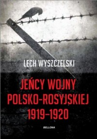 Jeńcy wojny polsko-rosyjskiej 1919-1920 - okładka książki