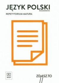 Język polski. Repetytorium matura. - okładka podręcznika