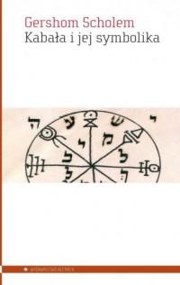 Kabała i jej symbolika - okładka książki