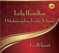 Lady Hamilton. Ostatnia miłość - pudełko audiobooku