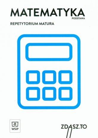 Matematyka. Repetytorium matura. - okładka podręcznika