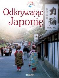 Odkrywając Japonię - okładka książki