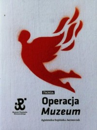 Operacja Muzeum - okładka książki