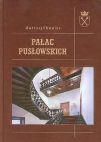 Pałac Pusłowskich - okładka książki