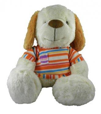 Piesek Amik pomarańczowa koszulka - zdjęcie zabawki, gry