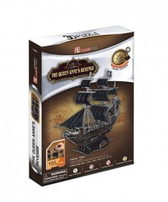 Queen Aannes Revenge (puzzle 3D) - zdjęcie zabawki, gry