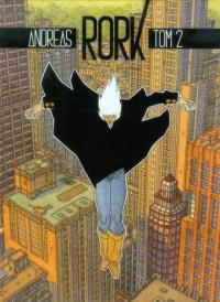 Rork. Tom 2 - okładka książki