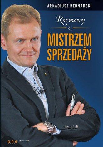 Rozmowy z Mistrzem Sprzedaży - okładka książki