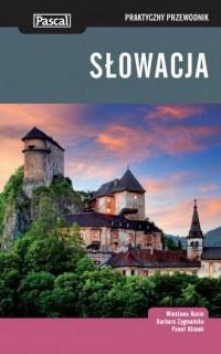 Słowacja. Praktyczny przewodnik - okładka książki