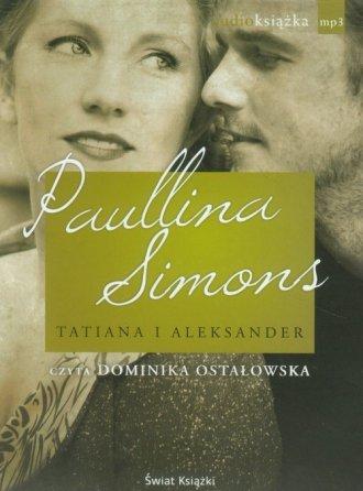 Tatiana i Aleksander (CD mp3) - pudełko audiobooku