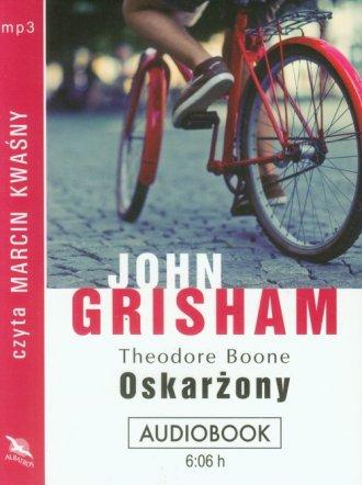 Theodore Boone Oskarżony. Książka - pudełko audiobooku