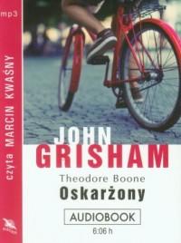 Theodore Boone Oskarżony. Książka audio CD MP3 - pudełko audiobooku