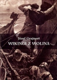Wikingi z Wolina - okładka książki