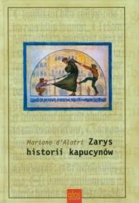 Zarys historii kapucynów. Reforma kapucyńska. Tom 2 - okładka książki
