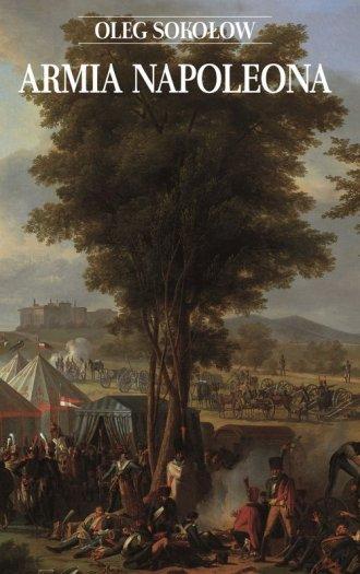 Armia Napoleona - okładka książki