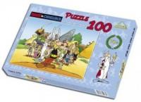 Asteriks Obeliks. Asteriks i spółka (puzzle 100-elem.) - zdjęcie zabawki, gry