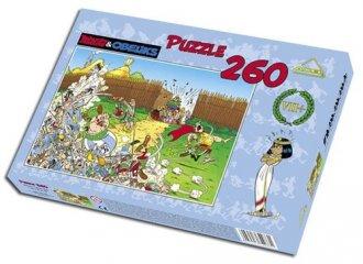 Asteriks Obeliks. Bitwa (puzzle - zdjęcie zabawki, gry
