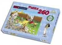 Asteriks Obeliks. Bitwa (puzzle 260-elem.) - zdjęcie zabawki, gry