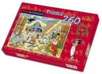 Asteriks Obeliks. Idefiks na straży (puzzle 260-elem.) - zdjęcie zabawki, gry