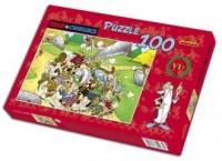 Asteriks Obeliks. Walka na menhiry (puzzle 100-elem.) - zdjęcie zabawki, gry