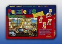 Budowa (puzzle 50-elem.) - zdjęcie zabawki, gry