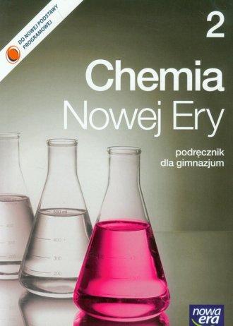 Chemia Nowej Ery 2. Gimnazjum. - okładka podręcznika