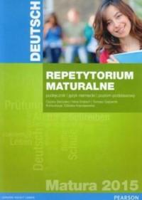 Deutsch. Język niemiecki. Repetytorium - okładka podręcznika