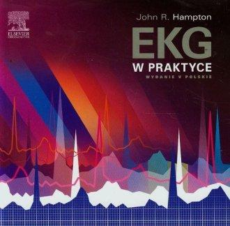EKG w praktyce - okładka książki