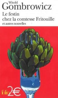 Festin chez la comtesse Fritouille - okładka książki