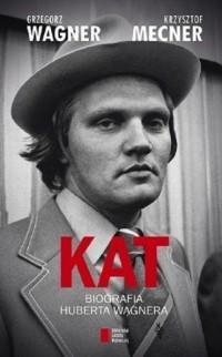 Kat. Biografia Huberta Wagnera - okładka książki