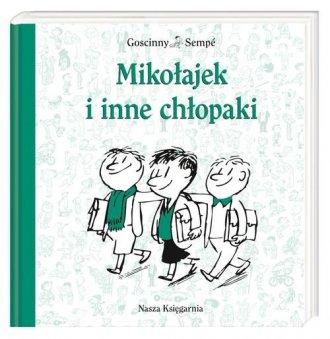 Mikołajek i inne chłopaki - okładka książki