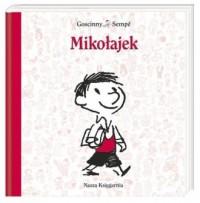 Mikołajek - Rene Goscinny - okładka książki
