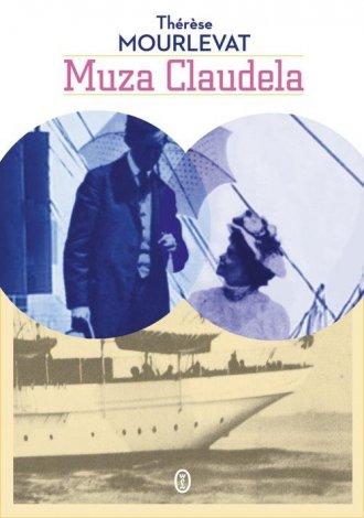 Muza Claudela - okładka książki