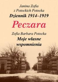 Peczara. Dziennik 1914-1919 - Janina - okładka książki