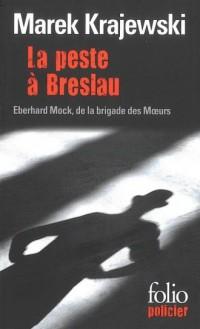 Peste a Breslau - okładka książki