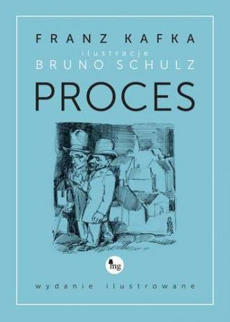 Proces (wydanie ilustrowane) - okładka książki