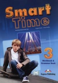 Smart Time 3. Workbook & Grammar - okładka podręcznika