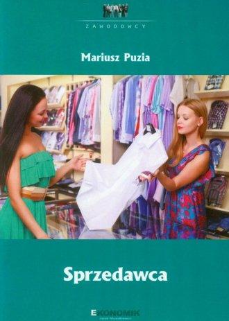 Sprzedawca - okładka książki