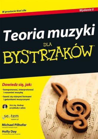 Teoria muzyki dla bystrzaków - okładka książki
