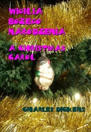 Wigilia Bożego Narodzenia (A Christmas - okładka książki