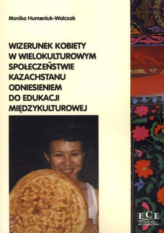 Wizerunek kobiety w wielokulturowym - okładka książki
